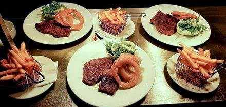 Two Main Courses Each for Two or Four at Torrance Park Golf Course (Up to 55% Off)