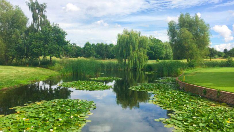 10 Weeks Trial Membership at Woolston Manor Golf & Country Club.