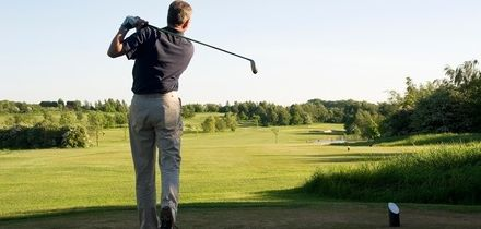 One-Hour Golf Lesson with a PGA Professional for One or Two with James Curtis (Up to 69% Off)