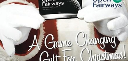 Gift 12- or 24-Month Golf Privilege Card Valid Worldwide at Over 1,000 Courses from Open Fairways (Up to 72% Off)