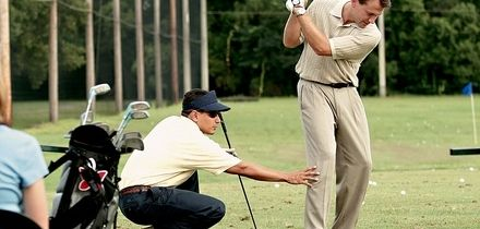 One or Two 60-minute Golf Lessons with Video Analysis for One or Two at Gl Golf Academy (Up to 64% Off*)