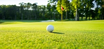18 Holes of Golf for One or Two with Optional Golf Buggy Hire at Rhuddlan Golf Club (Up to 58% Off)