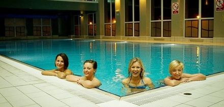 Spa Pass with Two Treatments, Drink and Pastry for One or Two at Forest Pines Hotel & Golf Resort