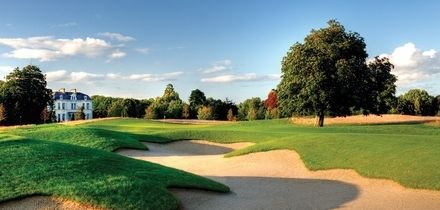 Co. Kildare: 1 or 2 Nights for Two with Breakfast and Option for Dinner and Golf at 4* Moyvalley Hotel and Golf Resort