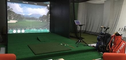 One-Hour Golf Lesson with Optional Golf Club Fitting at Designer Golf (Up to 66% Off*)