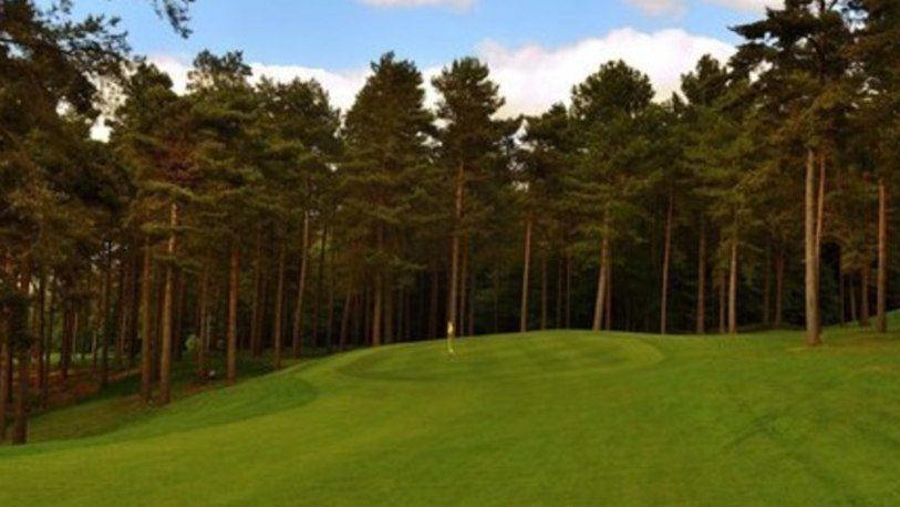 Extended offer. An Unlimited Day of Golf for TWO at Westerham Golf Club, including a basket of range balls each