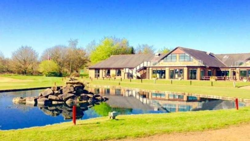 18 Holes For TWO at the Bletchingley Golf Club, the best Draining Course in the South East