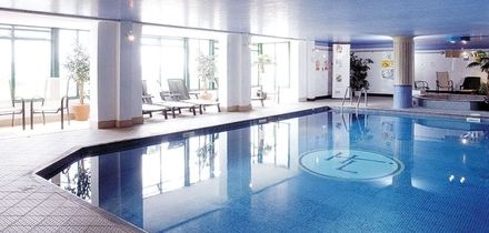 Half-Day Spa Access with Towel Hire, Danish Pastry and Drink for Two at 4* Hellidon Lakes Golf & Spa Hotel