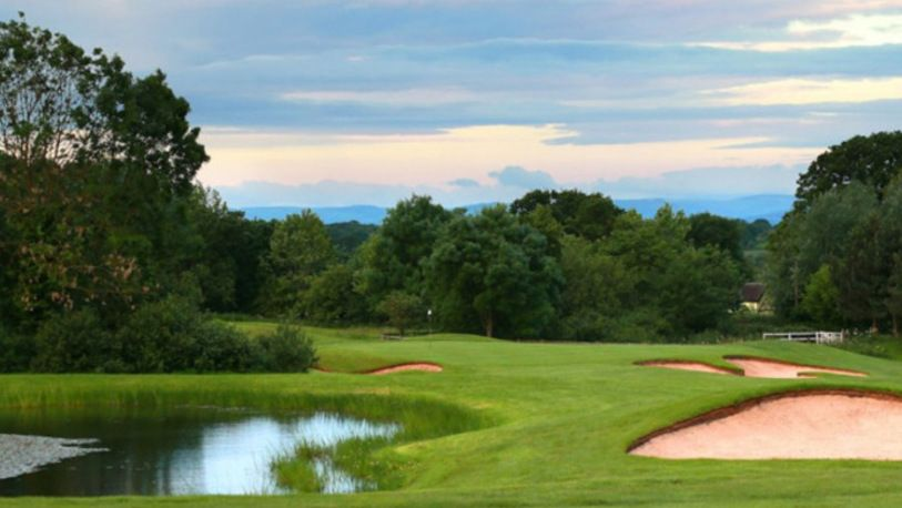 18 Holes for TWO on the Championship Course including Lunch at The Stunning Formby Hall Golf Resort