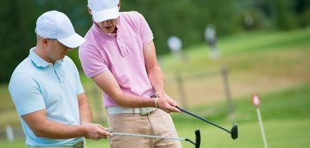 One-Hour Golf Lesson with PGA Professional: One or Two Sessions at Hadley Wood Golf Club (Up to 51% Off)