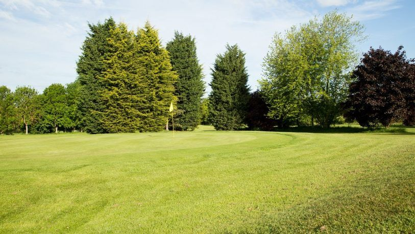 18 Holes for TWO including a Bacon Roll & a Tea or Coffee each at Beadlow Manor Golf & Country Club